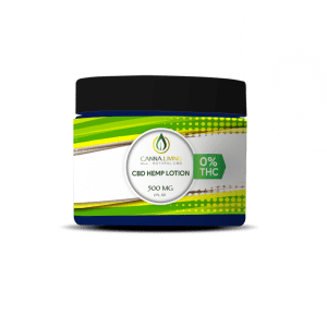 Canna Living CBD Lotion