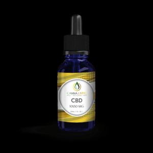 Canna Living CBD Oil Tincture