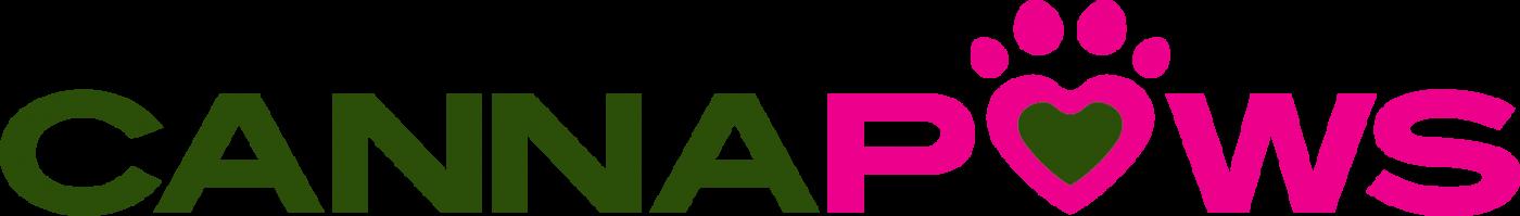 Canna Paws Logo