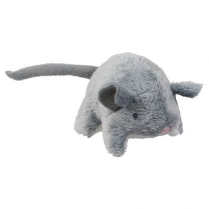 Gray Cat toy