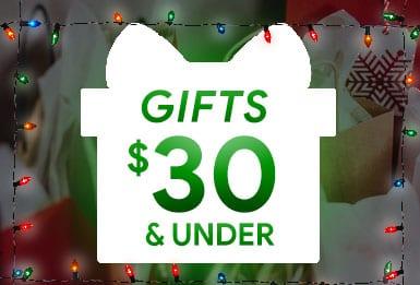 CBD gifts under $30